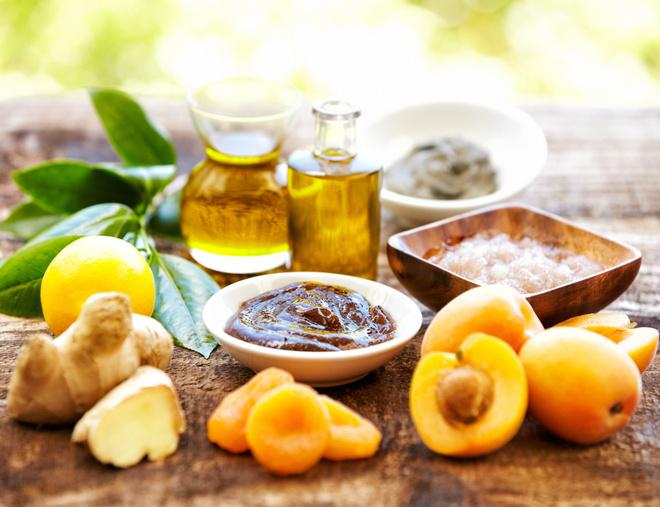 абрикосовое масло для лица