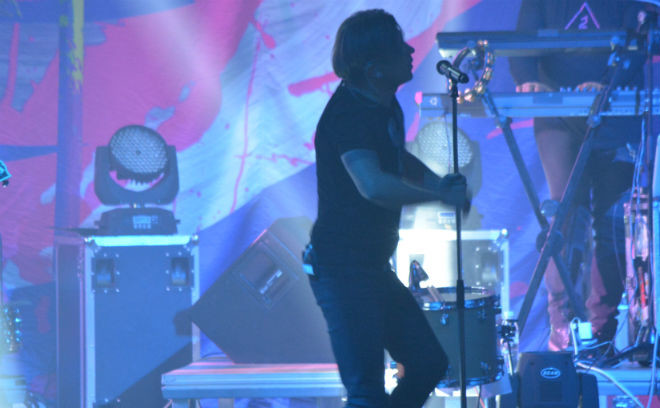 Омск, «Би-2», концерт