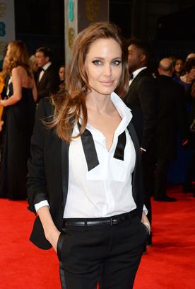 Анджелина Джоли не будет снимать «50 оттенков серого»