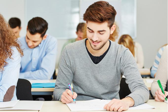 Занятия сексам перед экзаменам