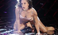 И смех, и грех: выступление Леди Гага на The X-Factor