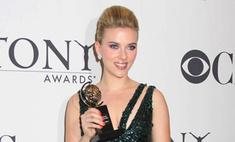 Скарлетт Йохансон получила высшую театральную премию США