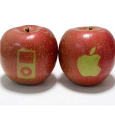 Сорт красных яблок