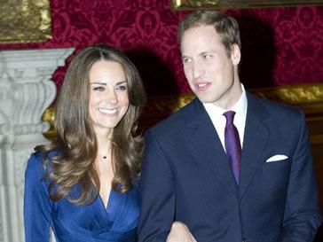 Принц Уильям (Prince Wiliam) и Кейт Миддлтон (Kate Middleton)