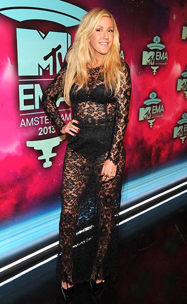 Еллі Голдінг на MTV EMA 2013