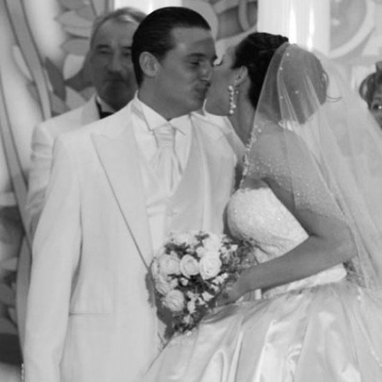 Алсу и Ян Абрамов отметили 8 лет со дня свадьбы