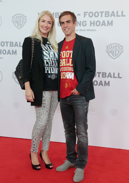 Филипп Лам и Клаудия Шаттенберг, 2013 год