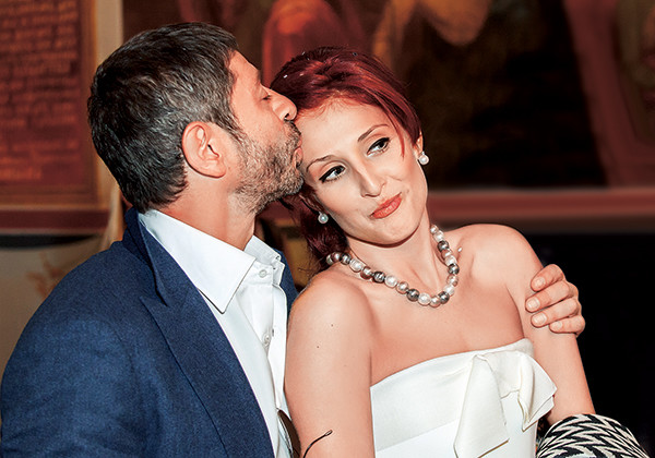 Валерий Николаев женился на артистке цирка Земсковой: подробности, фото