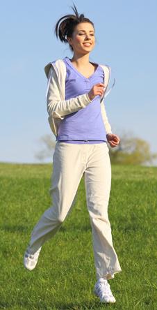 Утреннюю пробежку желательно делать в парках или скверах, вдали от пыльных шоссе.