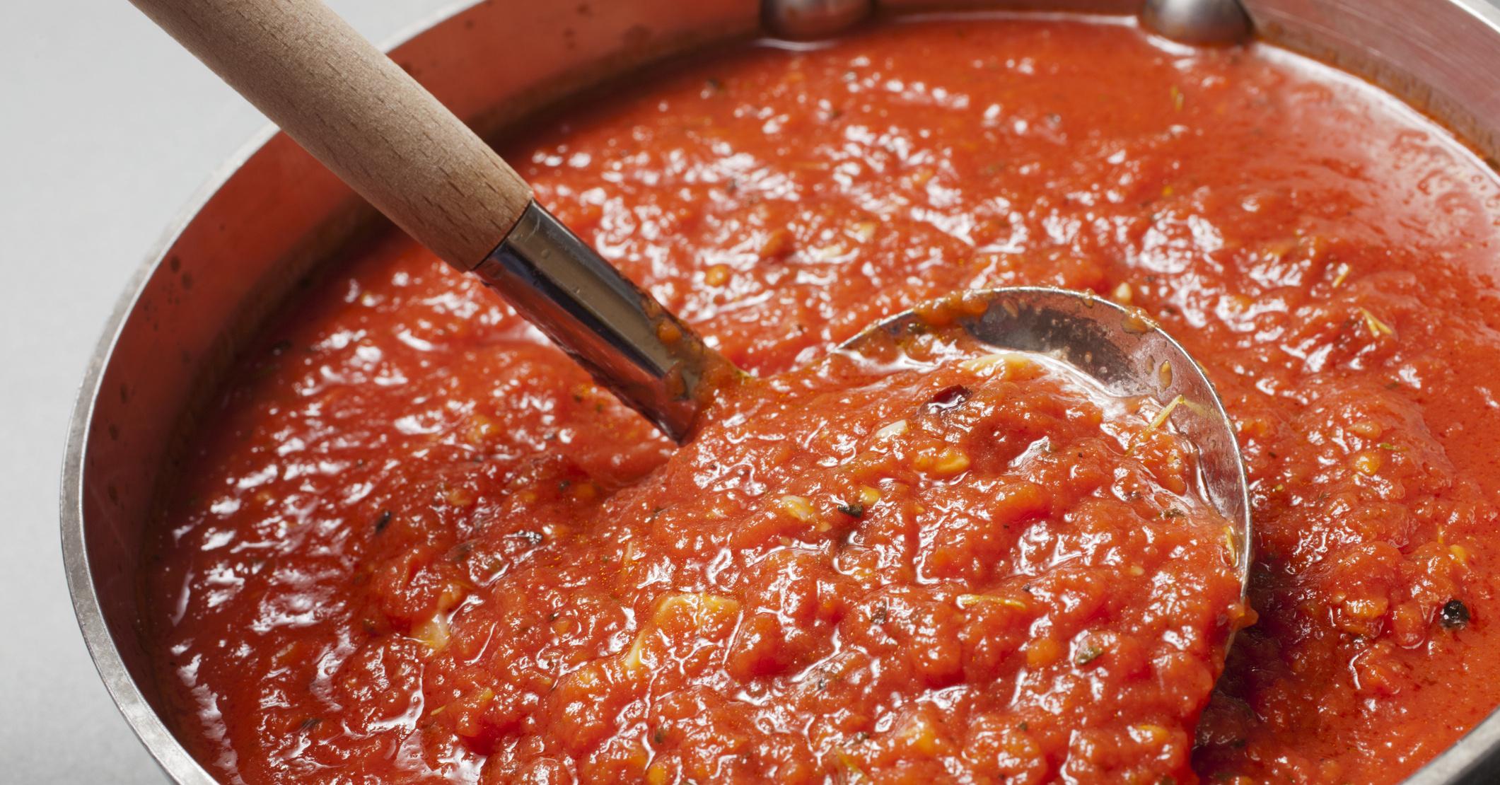 Рецепт подливы из помидор