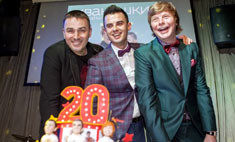 Рыжий «Иванушка»: «Коллег по работе вижу чаще детей»