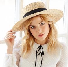 Крышу снесло: самые крутые шляпы на весну и лето
