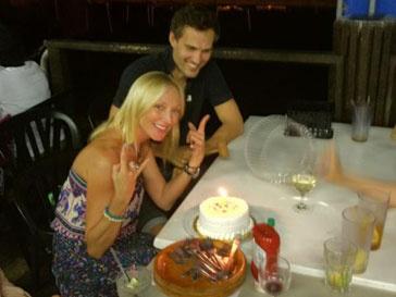 Кристина Орбакайте отмечала день рождения несколько дней