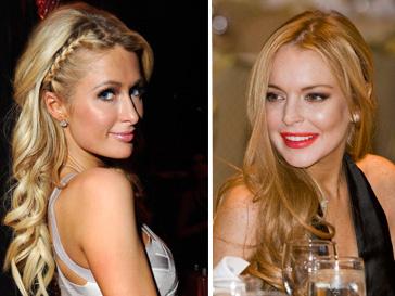 Линдсей Лохан (Lindsay Lohan), Пэрис Хилтон (Paris Hilton)