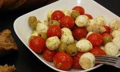 «Круглый» салат