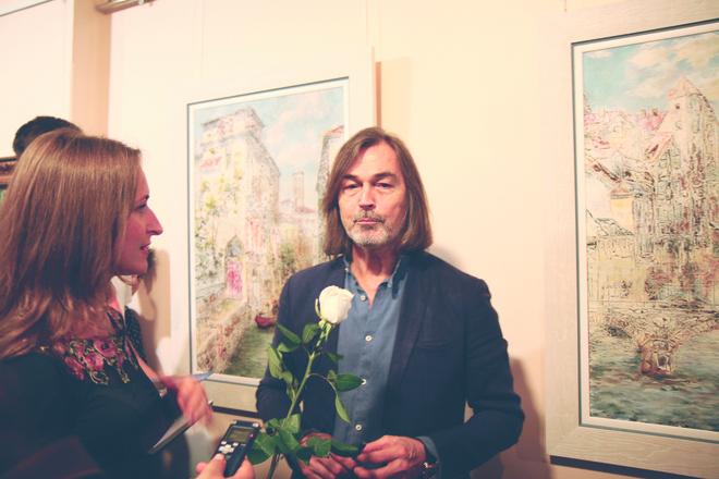 выставка никаса сафронова в тюмени фото