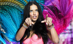 Шоу Victoria's Secret 2015: самые красивые комплекты белья
