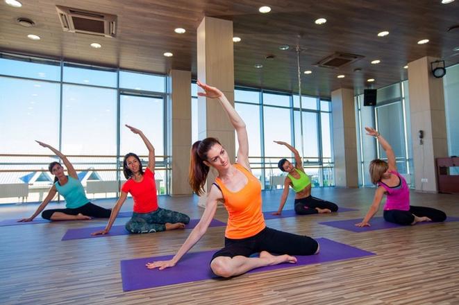 Wellness Park виды фитнеса