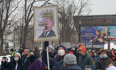 снежки печеньки хороводы избиения россии прошли митинги поддержку