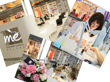 Маникюр Express (ME) открыл салон DE Luxe