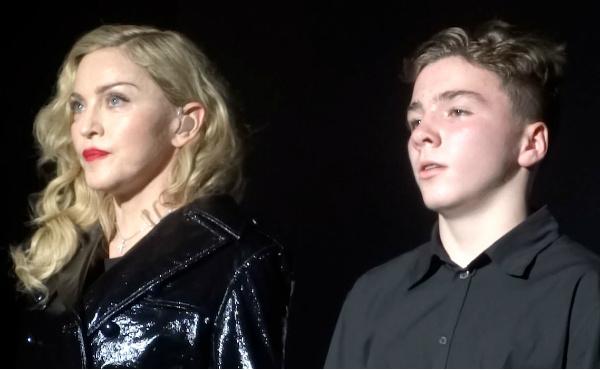 Мадонна и Гай Ричи не поделили сына