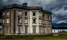 лофтус холл самый известный ирландии дом привидениями