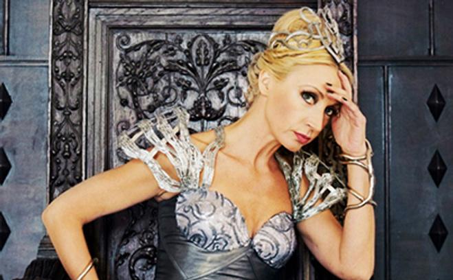кадр из фильма «Тайна четырех принцесс»