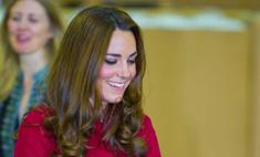 Кейт Миддлтон на шестой неделе беременности?