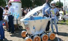 Парад колясок в Воронеже: голосуй за самый оригинальный экипаж!
