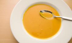 Как приготовить тыквенный суп пюре со сливками