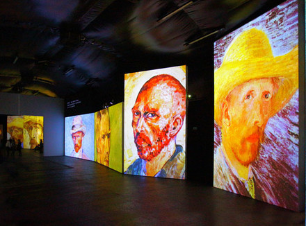 «Ван Гог. Ожившие полотна 2.0»