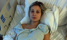 Экс-подруга Роналду чуть не умерла из-за имплантатов в ягодицах
