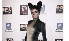Хэллоуин: невероятные костюмы Хайди Клум