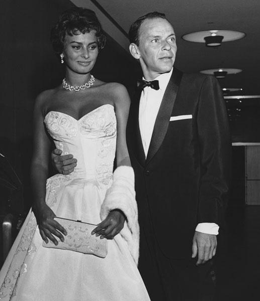Софи Лорен, 1957 год