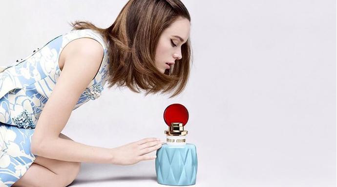 Miu Miu презентовали первый аромат