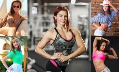 Самые красивые и сексуальные девушки фитнес-тренеры Казани. Кто они? Итоги проекта