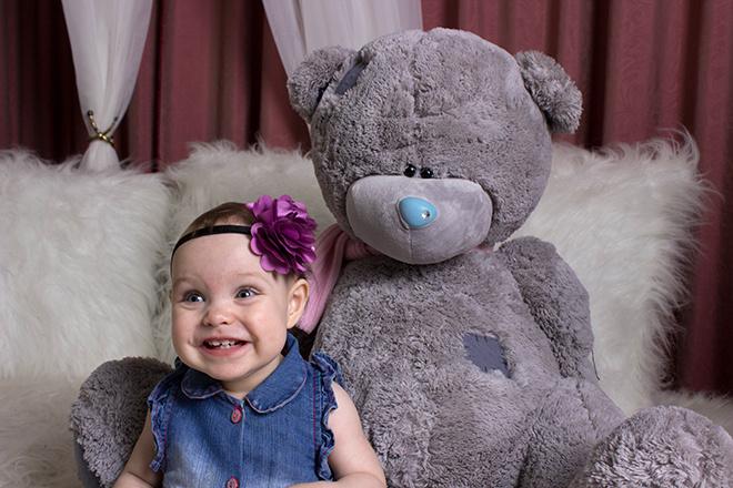 Улыбка ребенка Анна Маркевич