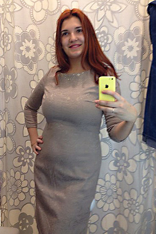 Альбина Коробкина, похудение, фото