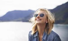 Индивидуальный подход: выбираем солнцезащитные очки по форме лица