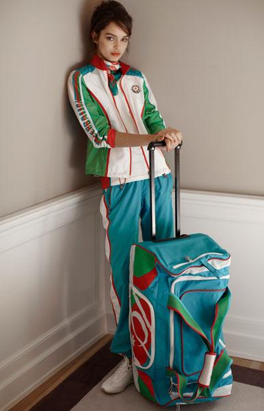 Олимпиада в Лондоне 2012: форма команды Азерайджана
