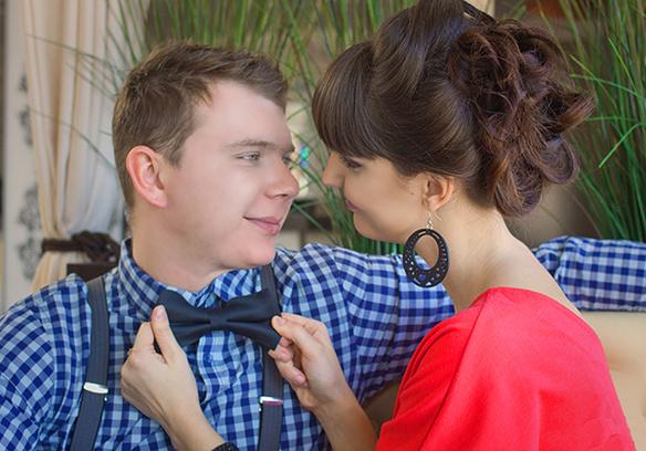 Никита и ОлесяТрофименко
