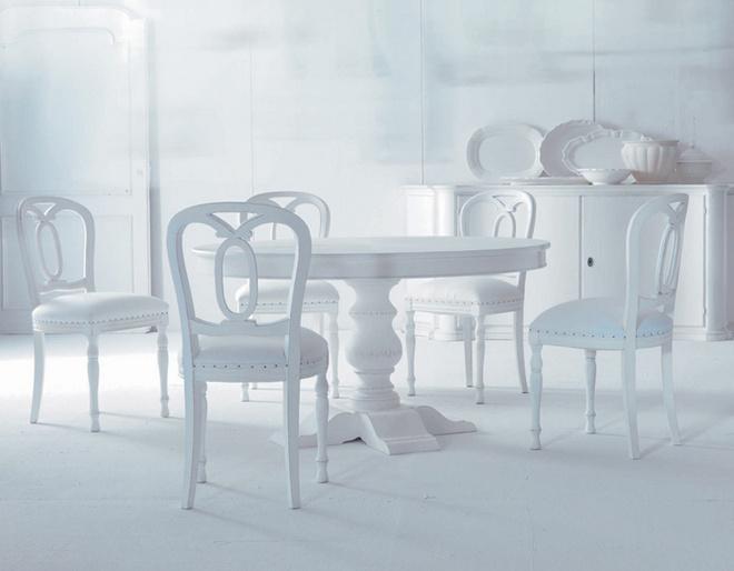 Столовая из коллекции Nuova Falegnameria. Производитель: Lando. Дизайн: Паола Навоне (Paola Navone).