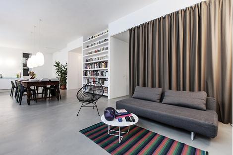 Топ-10: дизайнерские квартиры в Милане | галерея [9] фото [4]