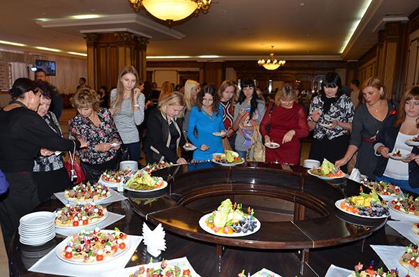 Фестиваль кулинарного искусства в Калуге
