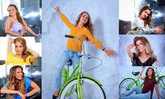 Нас не догонишь: самые красивые велосипедистки Екатеринбурга