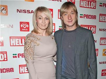 Яна Рудковская и Евгений Плющенко устали от нападок Виктора Батурина