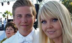 С сына Валерии сняли Rolex в Швейцарии