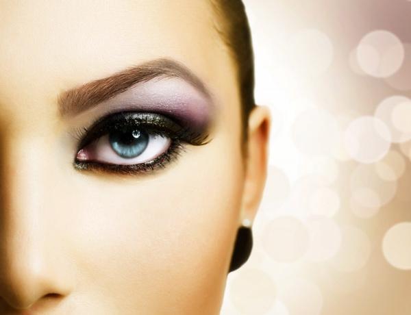 Эффектный макияж глаз