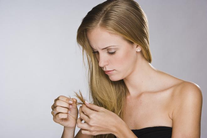 Процедура: горячие ножницы для волос