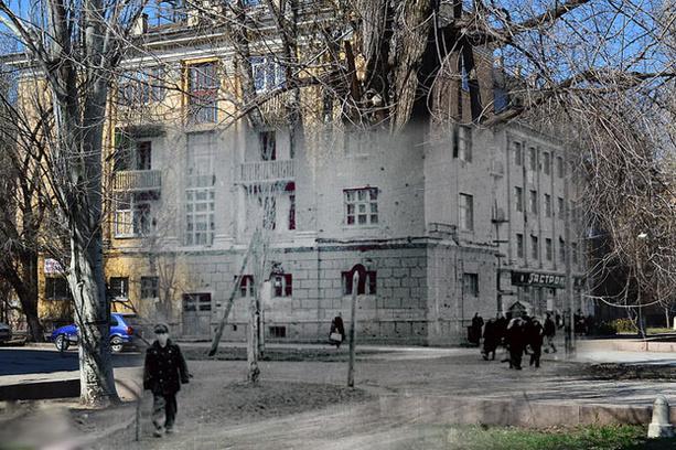 фото Сталинграда